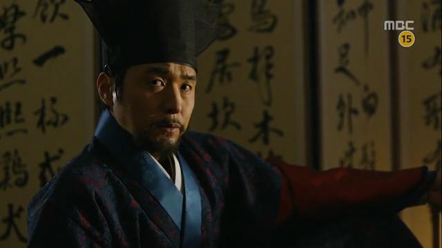 Jo Gwan Woong si tokoh antagonis
