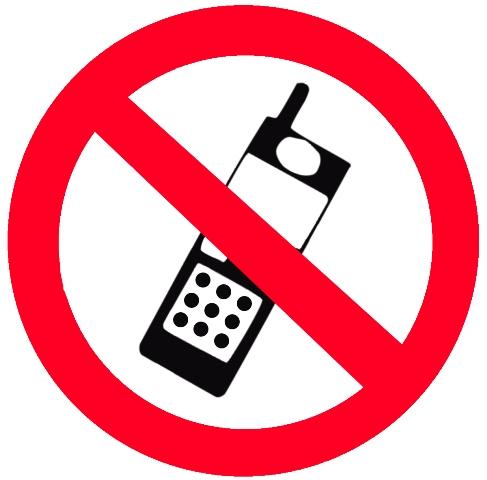 no-handphone